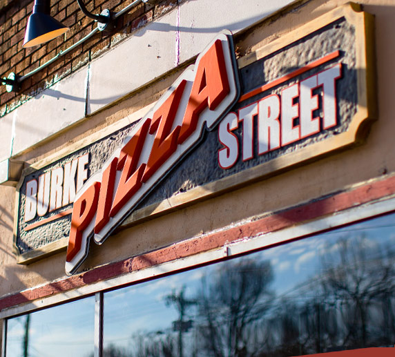 Burke Street Pizza Winston Salem