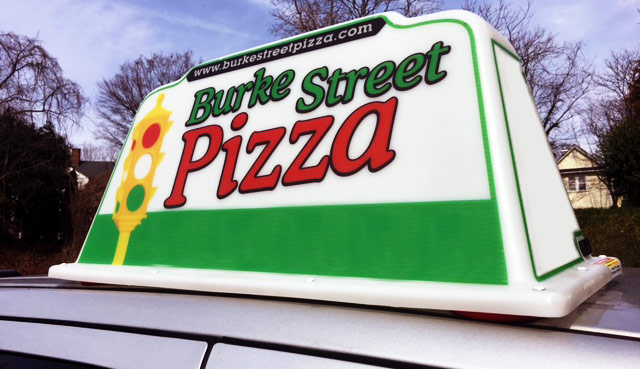 Pizza Delivery in Winston Salem and Greensboro Burke Street Pizza